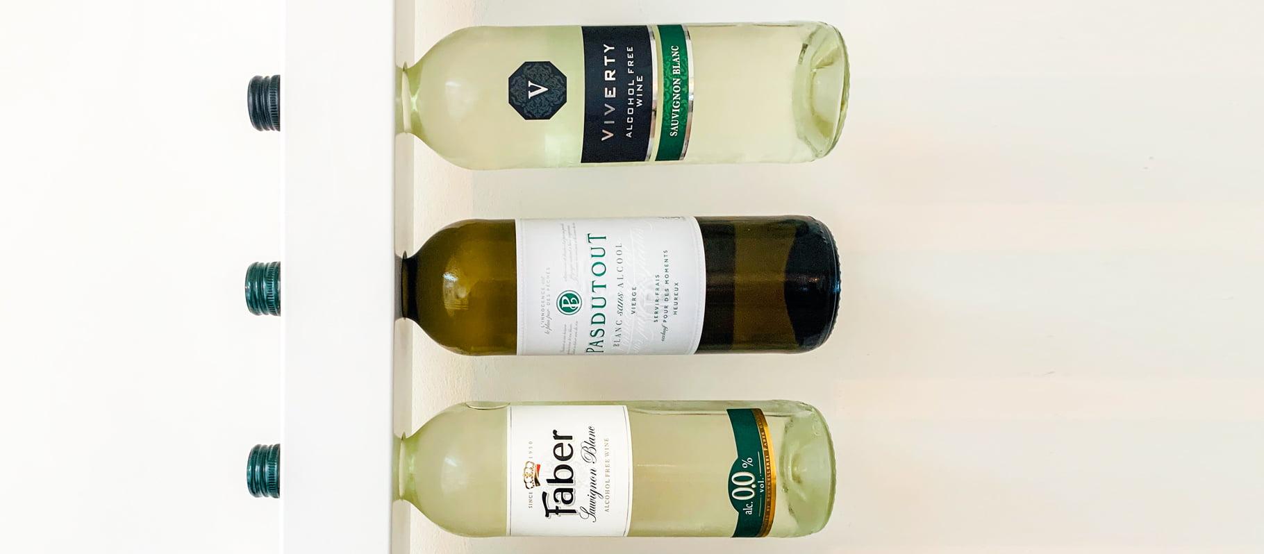 Alcoholvrije wijn zonder kater